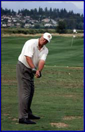 Robert Kaindl at Air Canada PGA Championship 2001